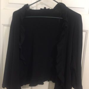 Black shrug new with tags size 3X